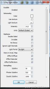 V-ray sketchup  tutorial interior 04