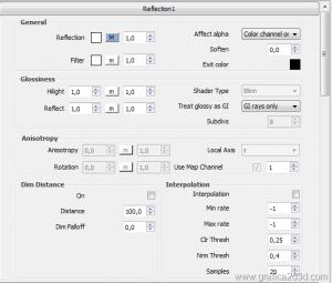V-ray sketchup  tutorial interior 19