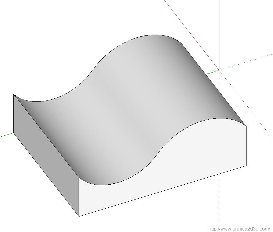 Sketchup e le texture proiettate