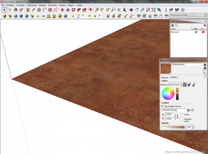 Sketchup vray tegole tetto con displacement