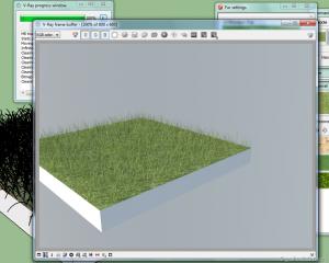 Make fur erba realistica per sketchup e vray
