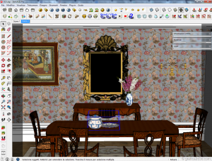 Making of vray sketchup interior 023