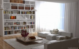 Vray sketchup tutorial interior salone 011a