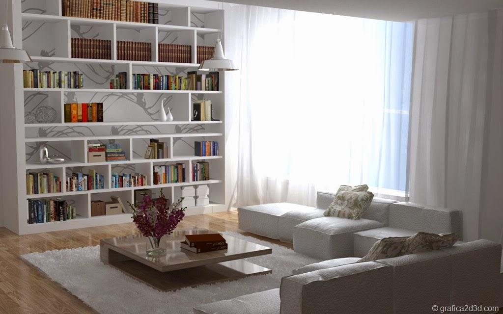 Vray sketchup tutorial interior salone 011
