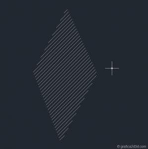 Ricreare il contorno di un retino con autocad 2