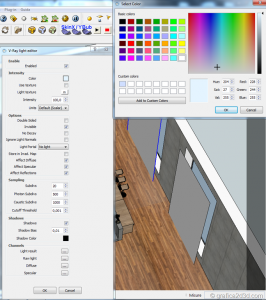 Vray sketchup tutorial Interior #40 4