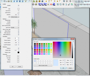 Making of tutorial vray sketchup interior #15 d