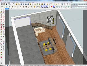Vray sketchup tutorial Interior #40 2