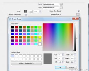 Vray sketchup tutorial interior salone 011q