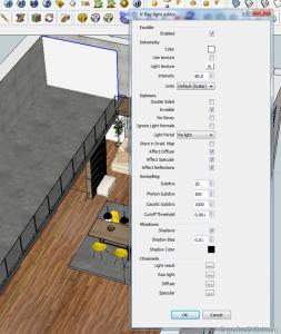 Vray sketchup tutorial Interior #40 5