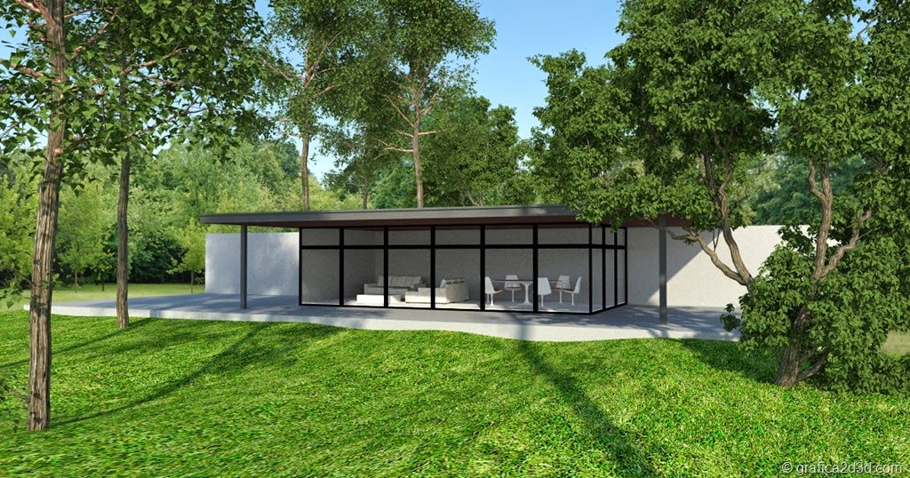 Vray sketchup Exterior#118 with visopt