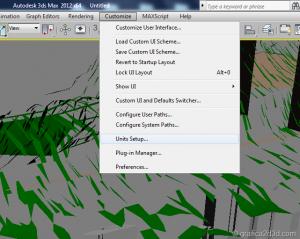 3d studio max e problema vista 3d sfaccettata 03