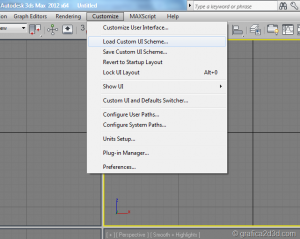 panel command in 3ds max 02