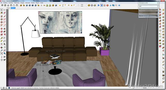 Tutorial interior vray sketchup #104