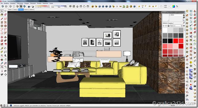 Tutorial vray sketchup interior #121
