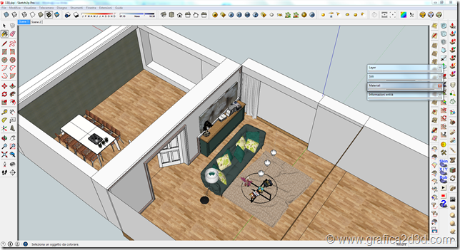 Tutorial vray sketchup interior scene #130