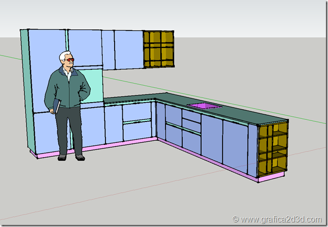 Sketchup convertire file 3d studio in sketchup