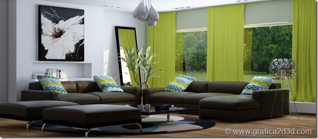 Vray sketchup interior tutorial 190