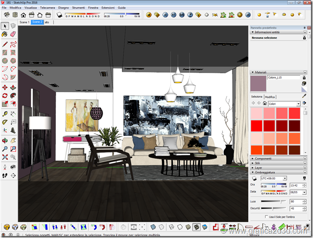 Vray 2 sketchup 2016 interior tutorial visopt download