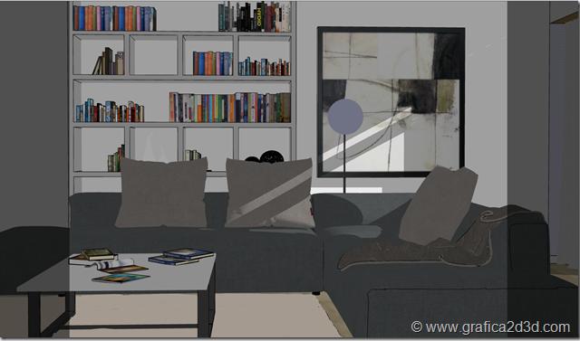 Corso sketchup 3D on line o in sede a Napoli