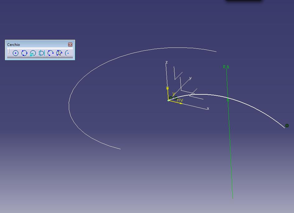 Modellare un mouse 3d con catia v5 utilizzando le superfici