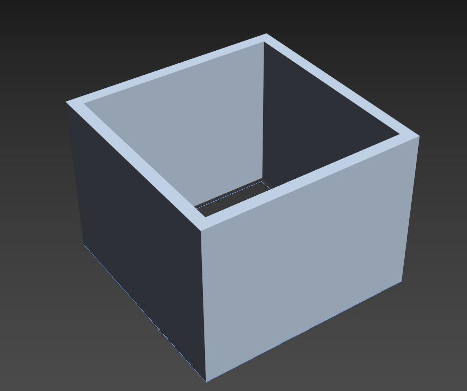 Creare un muro in 3d studio max