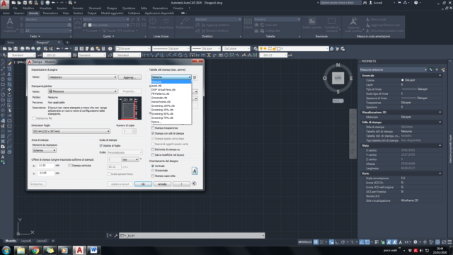 A cosa serve un file ctb in autocad?