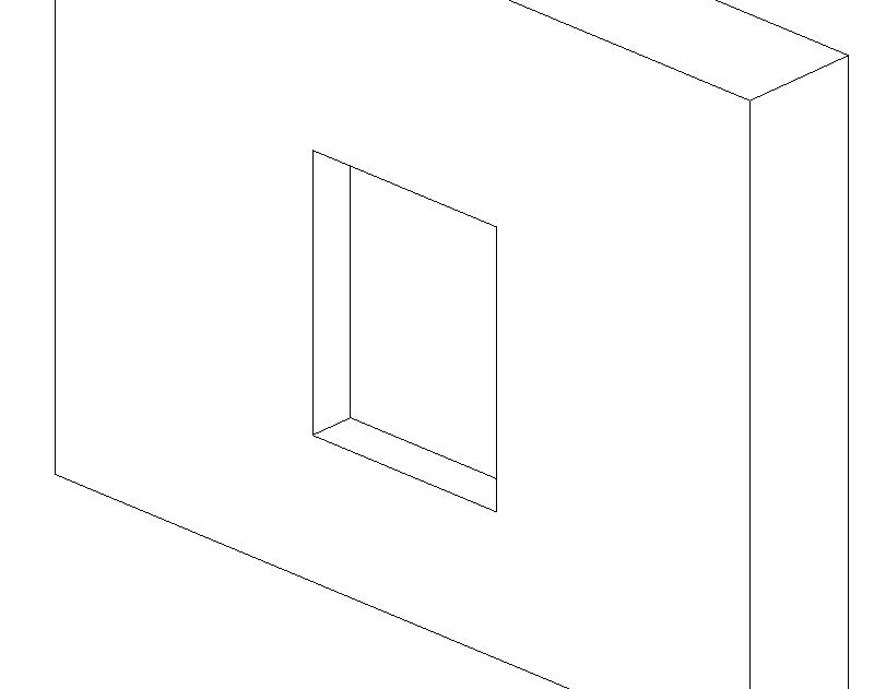Creare una nicchia in un muro con revit