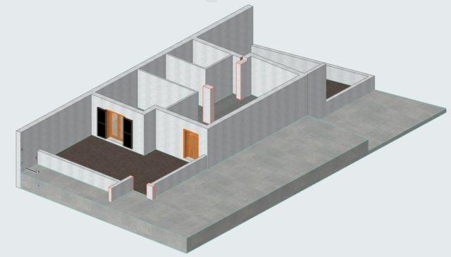 Corso a Napoli online modellazione archicad per l'architettura