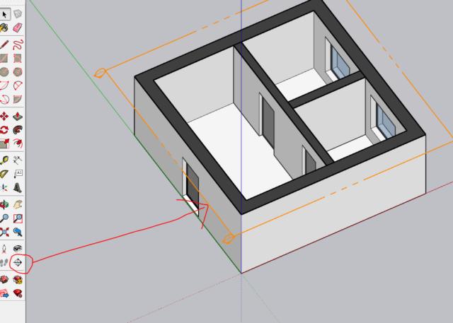 In questo tutorial vediamo come impaginare una pianta sketchup con il layout.